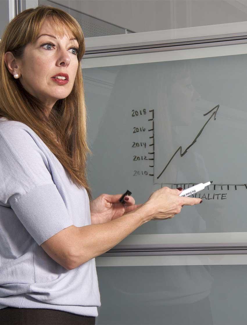 Les objectifs qualités sont fixés par le directeur et partagés par l'ensemble des acteurs de l'hôpital