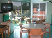 A l'EHPAD Jospeh Magot, les repas sont préparés sur place et servis dans les salles à manger de chaque étage.