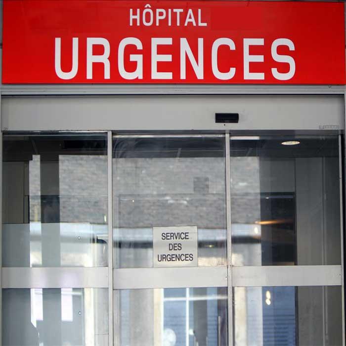 Urgences 24h/24h