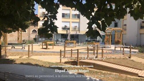 Vidéos Mariage EHPAD Magot